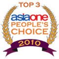 Asiaone People Choice Top 3